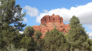 Bell Rock - meditation and relaxation