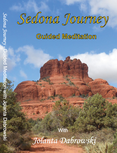 Sedona Journey guided meditation DVD