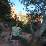 Sedona 2013. Near the Airport Vortex. In a shade