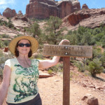 Sedona 2013. On the way to the Cathedral Rock Vortex